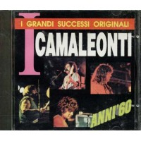 I Camaleonti - I Grandi Successi Originali Cd
