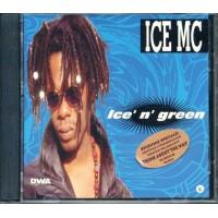 Ice Mc - Ice 'N' Green Cd