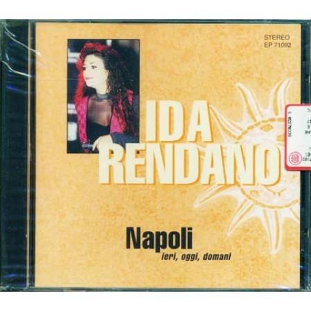 Ida Rendano - Napoli Ieri, Oggi, Domani Cd
