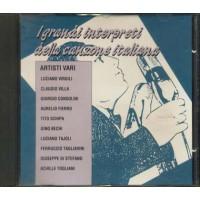 I Grandi Interpreti Della Canzone Italiana - Villa/Tito Schipa/Tajoli cd