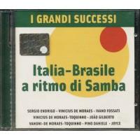 Italia Brasile A Ritmo Di Samba - Endrigo/De Moraes/Toquinho/Fossati Cd