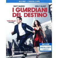 I Guardiani Del Destino - Matt Damon Slip Case Blu Ray
