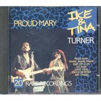 Ike & Tina Turner - Proud Mary Cd