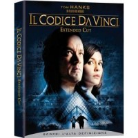 Il Codice Da Vinci Extended Cut - Tom Hanks Digipack Blu Ray