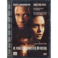 Il Collezionista D' Ossa - Angelina Jolie Dvd Super Jewel Box