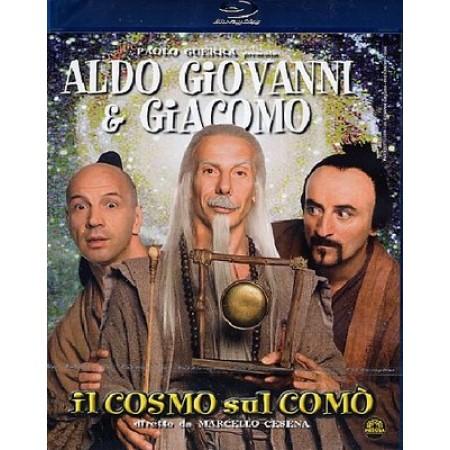 Il Cosmo Sul Como' - Aldo Giovanni E Giacomo Blu Ray