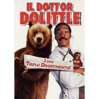 Il Dottor Dolittle Box Trilogia - Eddie Murphy Dvd New
