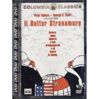 Il Dottor Stranamore  Stanley Kubrick/Peter Sellers Dvd Super Jewel Box