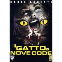 Il Gatto A Nove Code - Dario Argento Dvd New