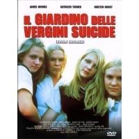 Il Giardino Delle Vergini Suicide - Kirsten Dunst Elleu Prima Stampa Dvd