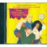 Gobbo Di Notre Dame/Hunchback Of Notre Dame Disney Cd