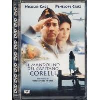 Il Mandolino Del Capitano Corelli - Nicolas Cage Dvd Super Jewel Box