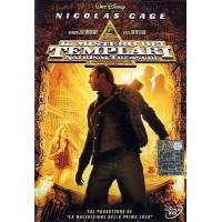 Il Mistero Dei Templari - Nicholas Cage Dvd