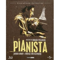 Il Pianista - Adrien Brody/Roman Polanski Digipack Blu Ray