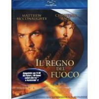 Il Regno Del Fuoco - Christian Bale/Matthew Mcconaughey Blu Ray