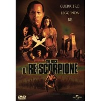 Il Re Scorpione - The Rock Dvd