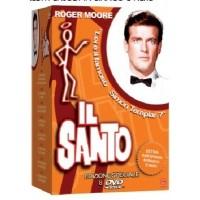 Il Santo Stagione 2 - Roger Moore Box 8X Dvd