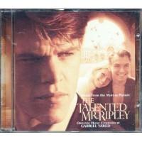 Il Talento Di Mr Ripley/Talented Ost - Yared/Fiorello C Cd