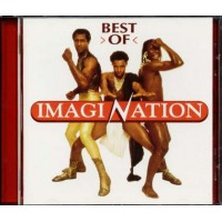 Imagination - The Best Of Cd