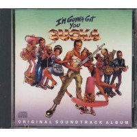 I'M Gonna Git You Sucka Ost - Gap Band/Four Tops Aretha/Mayfield/K-9 Posse Cd