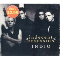 Indecent Obsession - Indio Digipack Cd