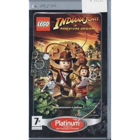 Lego Indiana Jones Le Avventure Originali Eccellente Ediz Italiana Psp
