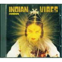 Indian Vibes - Mathar Remixes Italo Press Cd