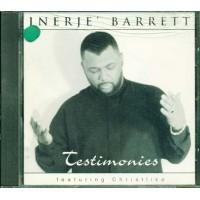 Inerje Barrett - Testimonies Cd