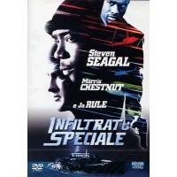 Infiltrato Speciale - Steven Seagal Silver Custom Case Dvd