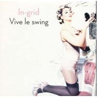 In-Grid - Vive Le Swing 7 Tracks Cd