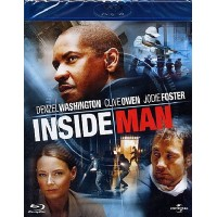 Inside Man - Spike Lee/Denzel Washington/Jodie Foster Blu Ray