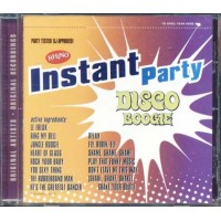 Instant Party Disco Boogie - Hot Chocolate/Kool Gang/Blondie/Chic Cd