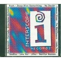 Interscope Records - Bush/No Doubt/Linda Perry/Ron Sexsmith/Manson Cd