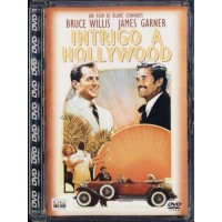 Intrigo A Hollywood - Bruce Willis/Blake Edwards Dvd Super Jewel Box Eccellente