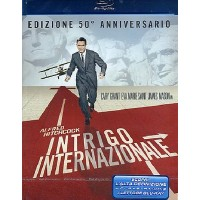Intrigo Internazionale - Alfred Hitchcock/Cary Grant Blu Ray