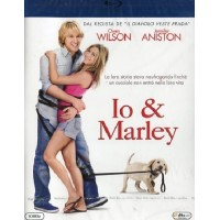 Io & Marley - Owen Wilson/Jennifer Aniston Blu Ray