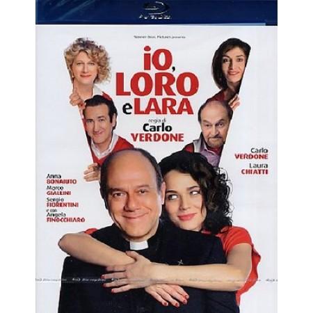 Io Loro E Lara - Claudio Verdone/Laura Chiatti Blu Ray
