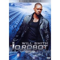 Io Robot - Will Smith Dvd