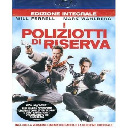 I Poliziotti Di Riserva Extended Cut - Mark Wahlberg Blu Ray