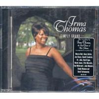 Irma Thomas - Simply Grand (Norah Jones/Randy Newman) Cd