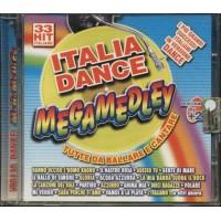 Italia Dance Megamedley - Cover Con 883/Celentano/Zero/Ferro Cd