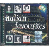 Italian Favourites - Cutugno/Pravo/Mina/Betty Curtis/Sannia/Kessler 2x cd