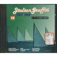 Italian Graffiti 1967/1969 - Ricky Gianco/Lucio Dalla/Mina/Morandi/Pravo 2x Cd