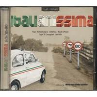 Italianissima - Rettore/Carra'/Marcella Bella/Pupo/Focaccia Cd