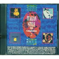 Italian Style Compilation Vol. 2  Silvia Coleman Cd