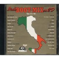 Italo Boot Mix 9/10 - Den Harrow/Sabrina Salerno/Silver Pozzoli Cd