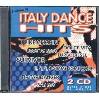 L' Album Di Italy Dance Hits - Gazebo/La Bionda/Den Harrow 2x Cd