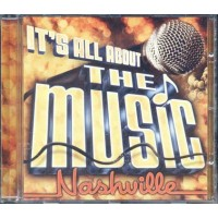 It'S All About The Music Nashville - Mcbride Cd