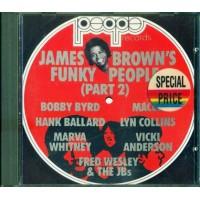James Brown Funky People Part 2 West Germany Cd