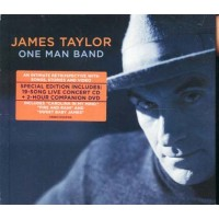 James Taylor - One Man Band Special Edt Digipack Dvd + Cd